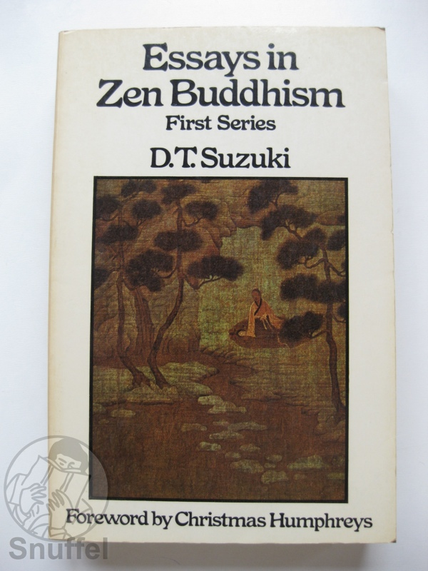 buddhism essay first in series zen Buy essays in zen buddhism: first series by daisetz teitaro suzuki (isbn: 9788121509558) from amazon's book store everyday low prices and free delivery on eligible.