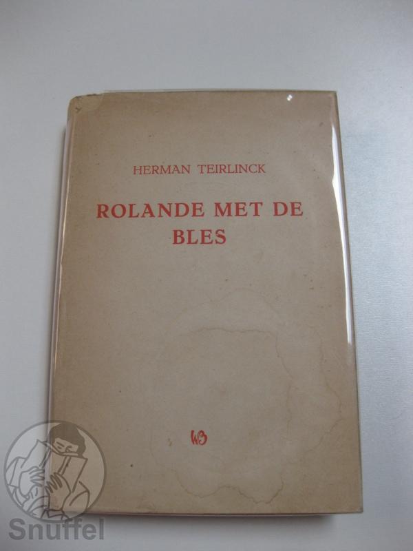 Rolande Met De Bles [1973]